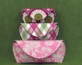 All new PDF sewing pattern Clutch and cases