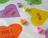 Customizable Fabric for your wedding or valentine party