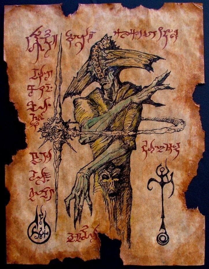 Necronomicon Monsters