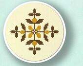 Design No.5 . Cross Stitch Pattern PDF File