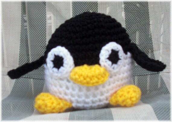 Penguin  Crochet Stuffed Amigurumi