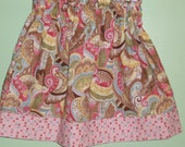 I Love Pink Classic Skirt- Size 2\/3 -SAMPLE SALE-