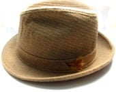 Mens Vintage Tweed Hat for stylish walks in the Irish Countryside