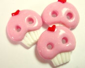 I love Cupcakes (set of 3)