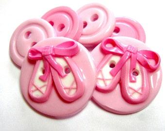 Ballet Slippers (set of 6)