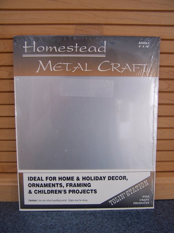 Tin metal sheet for crafting homestead metal craft for Metal sheets for crafting