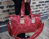 Carpenter Bag - Red