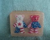 Soap - Patriotic Bears Soap