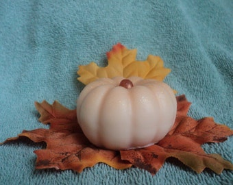 Fall Soap - Gold Pumpkin Soap - Autumn Afternoon Scent