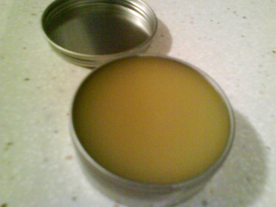 Skin Balm Infused with Herbs Shea Butter and Avocado Butter