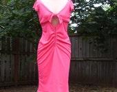 Marilyn Monroe Niagara Pink Inspired Dress