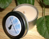 Lovin Me Some Lemon Pie       100 Percent All Natural Bluegrass Soy Wax Candle