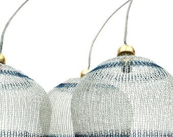 Icy wire handmade Lampshade
