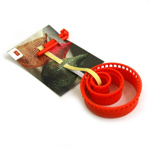 Spool Knitting With Wire : Wire crochet tool isk invisible spool knitting starter