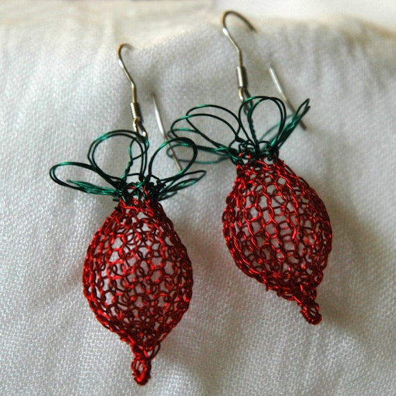 radish earrings radish lovegood earrings 5829
