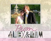 PROM mat personalized