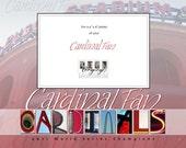 Saint Louis Cardinals fan photo mat