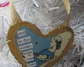 Hope was Born -- Glamourkin Ornament -- FREE Shipping