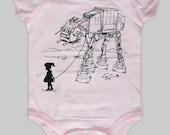 My Star Wars AT-AT Pet - Baby Onesie Bodysuit ( Star Wars baby )