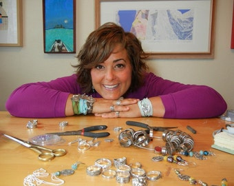PERSONALIZATION Fee for Silk Wrap Bracelet by HappyGoLicky, Custom Jewelry Order for Silk Wrap Bracelet