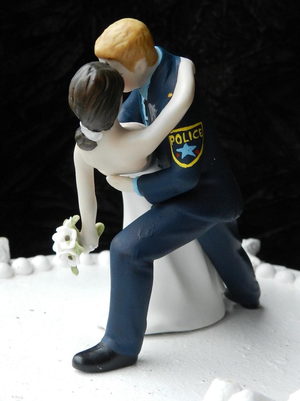 Police band for wedding