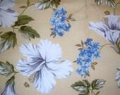 Barkcloth Fabric Upholstery  big Kahuna Brand  over one yard retro pillow cotton