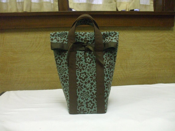 Valley Green Insulated Lunch Bag