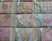 20 Baby Shower Favors Goat Milk Soap Guest Size Bars Soaps