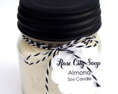 Almond Soy Candle