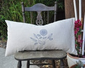 Pillow Cover - large bolster