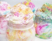 Queen of Hearts-Whipped Cake Frosting Sugar Scrub 8oz. Jar