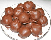 Peanut Butter Balls   in a One Pound Package
