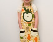 Apple and Pear Apron