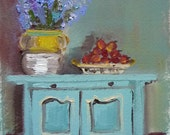 Provence Sideboard Fine Art Print