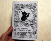 The Various Things I Eat Zine