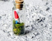 Bottled Gnome necklace