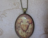Conjoined - Oddity necklace