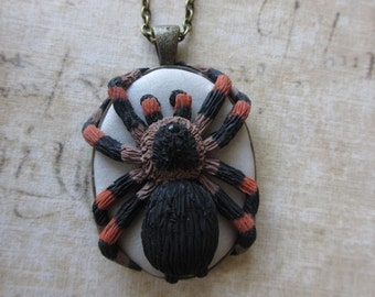 Spider summoner -tarantula pendant