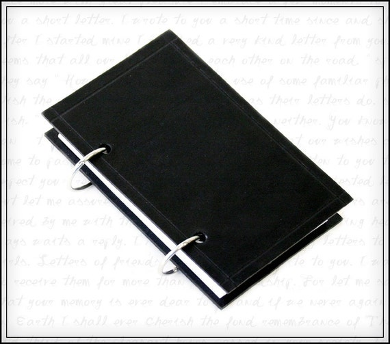 Leather Binder for Planners and Journals, Leather 6 Ring ...