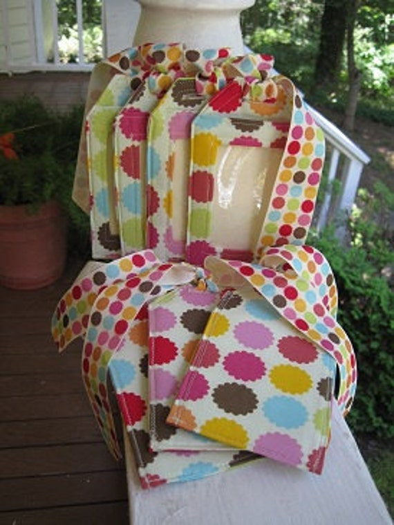 Luggage Tags/Candy Dots