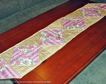 50% OFF Quilted Christmas Table Runner - Midas Touch Was 60.00