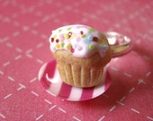 Vanille and Sprinkles - Ring - Cupcake Collection