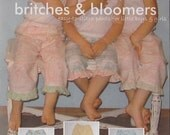 SALE...   Britches and Bloomers Pattern