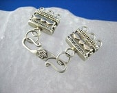 Clasp 925 Bali Sterling Silver