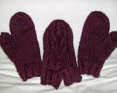 Smitten\/ Lovers mittens