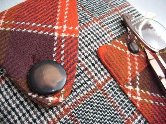 iPad Case McGraw Handmade Vintage Fabric iSockit