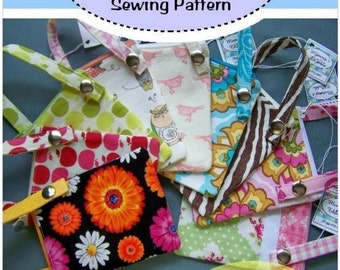 PDF Easy to Sew - It's a Snap Gadget Pouch