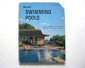 Sunset's Swimming Pools 1960's Design Book