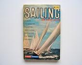 Sailing - A Golden Handbook - 1966