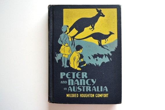 1937 Peter and Nancy in Australia